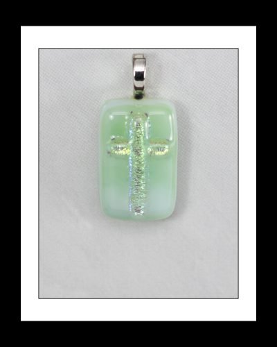 Fused Glass Pendant_