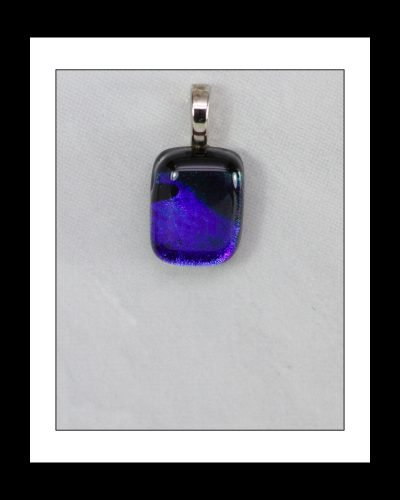 Fused glass pendants, fused glass jewelry