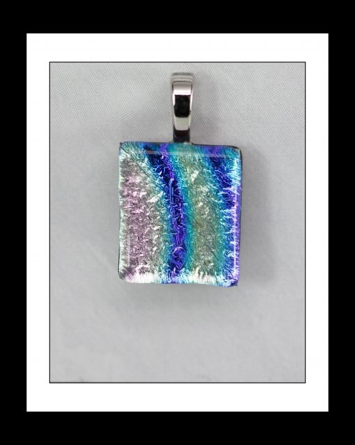 Fused Glass Jewelry, Fused Glass Pendants