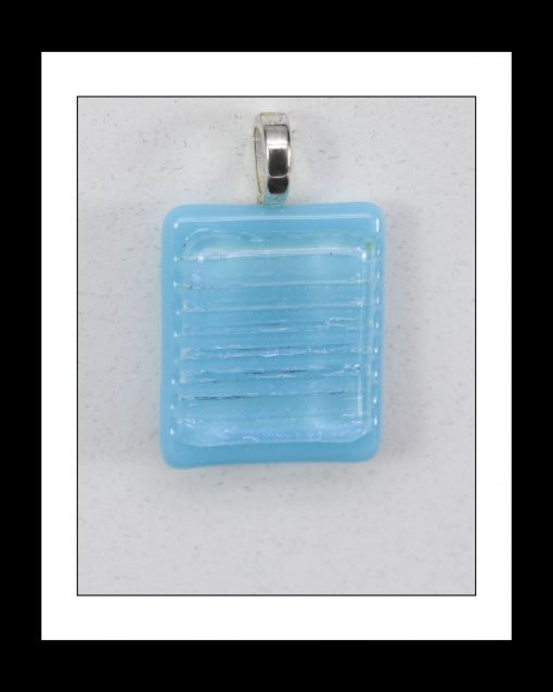 Dichroic Fused Glass Jewelry